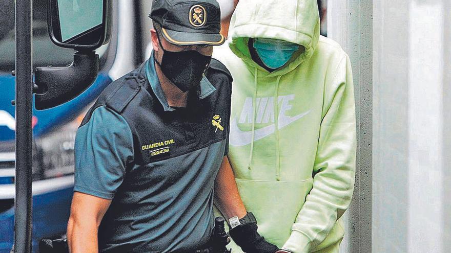 """Los testigos identifican """"sin ningún género de dudas"""" a los seis detenidos por el crimen de Samuel"""