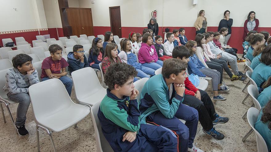 Visita a Faro de Vigo del CPR Plurilingüe NS Esperanza el curso 2016-17