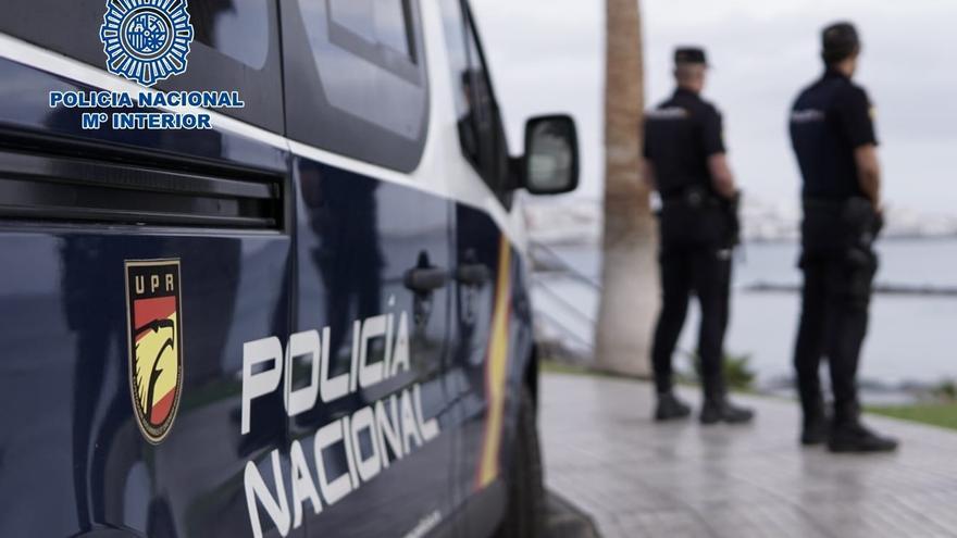 Tres detenidos por robar en una casa en el barrio de Guanarteme