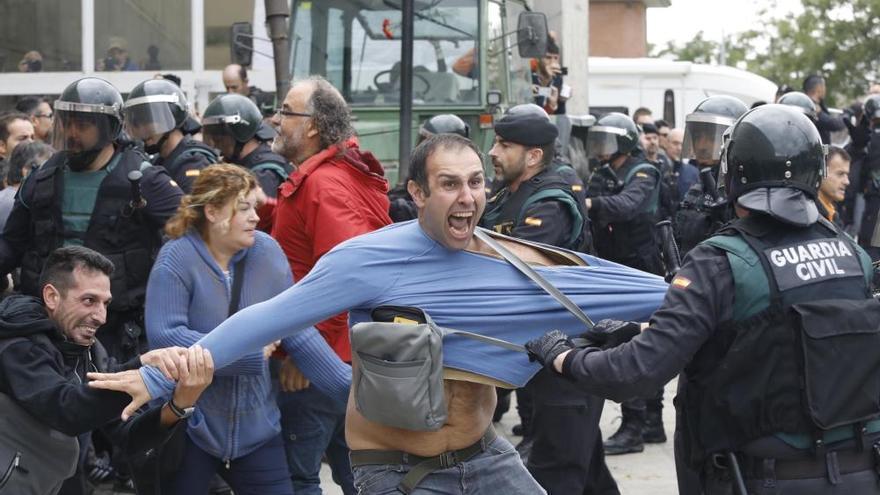 Nou contenciós de Sant Julià de Ramis per evitar que les destrosses al pavelló l'1-O quedin impunes