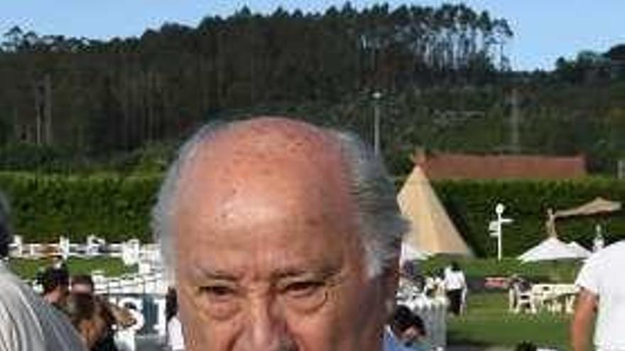 Amancio Ortega compra el 5% de Enagás, la eterna rival de Reganosa