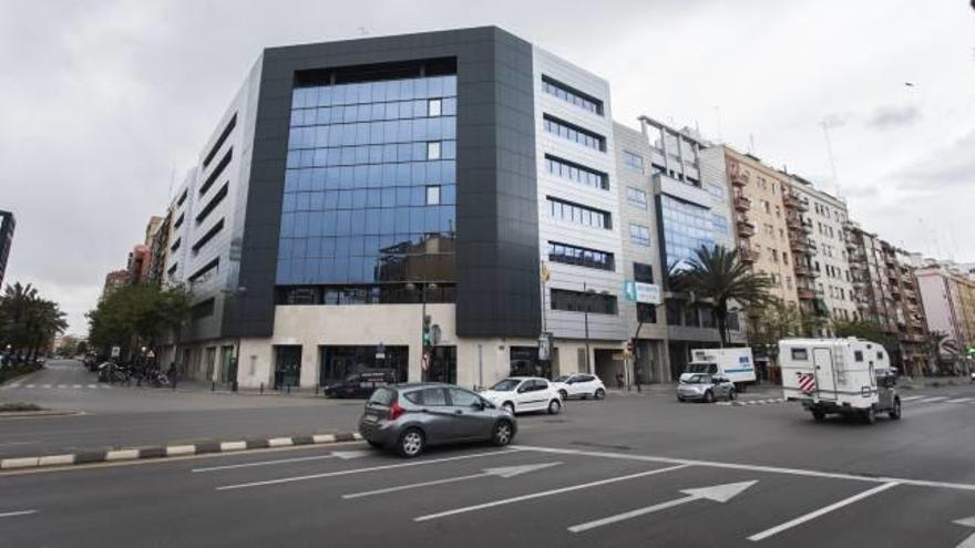 Zriser compra el antiguo centro de datos de Bancaja en València