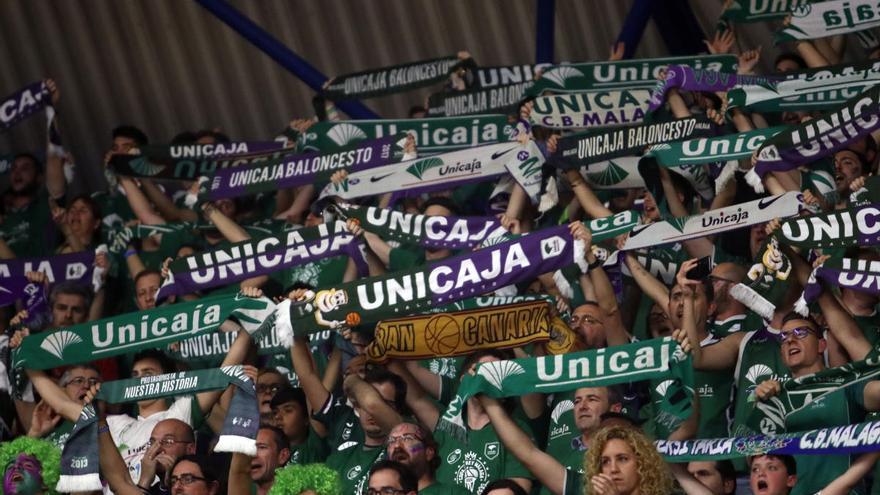 Ya a la venta las entradas del Unicaja-Obradoiro