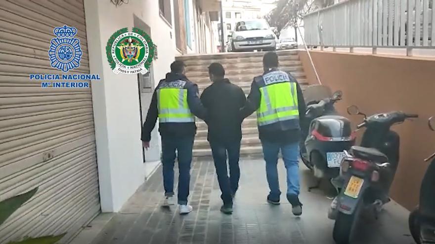 Así fue la detención de uno de los criminales más buscados en Benissa