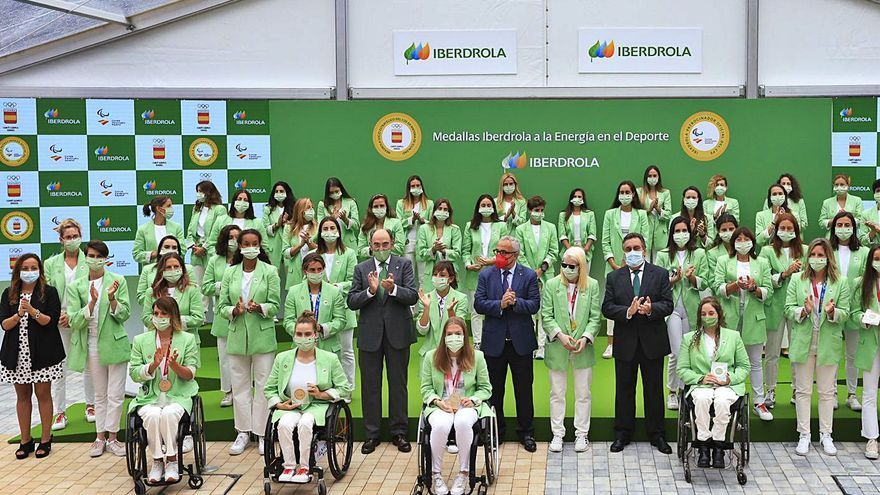 Iberdrola renueva su  apoyo al deporte femenino