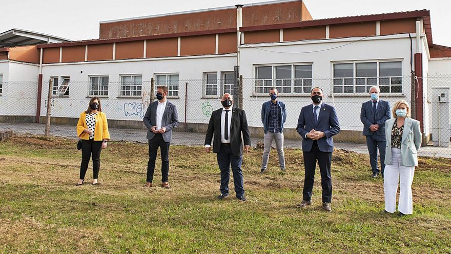 Abegondo negocia la compra de terrenos para un acceso directo al centro de salud