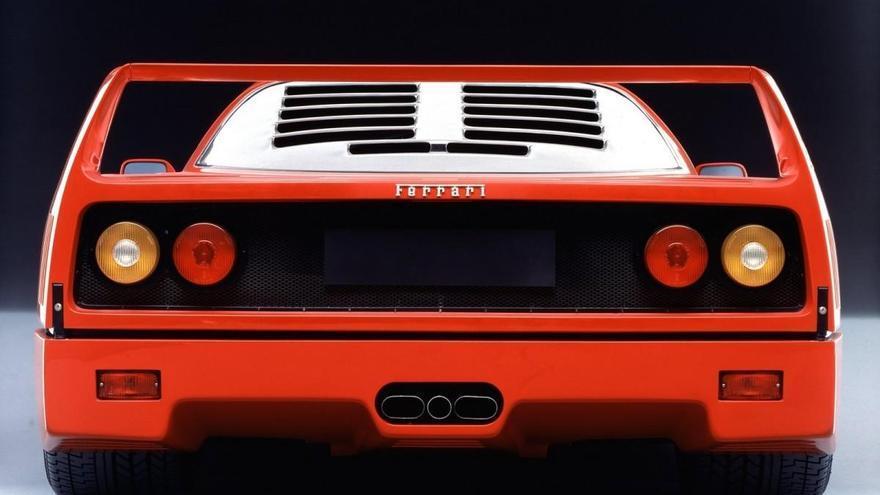 Ferrari F40: más de 60 fotos en una súper galería de imágenes