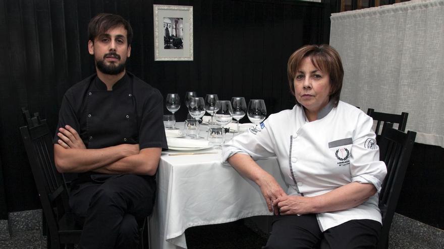 """El chef Borja Alcázar logra un """"Solete"""" de la guía Repsol para su restaurante de la Pola"""