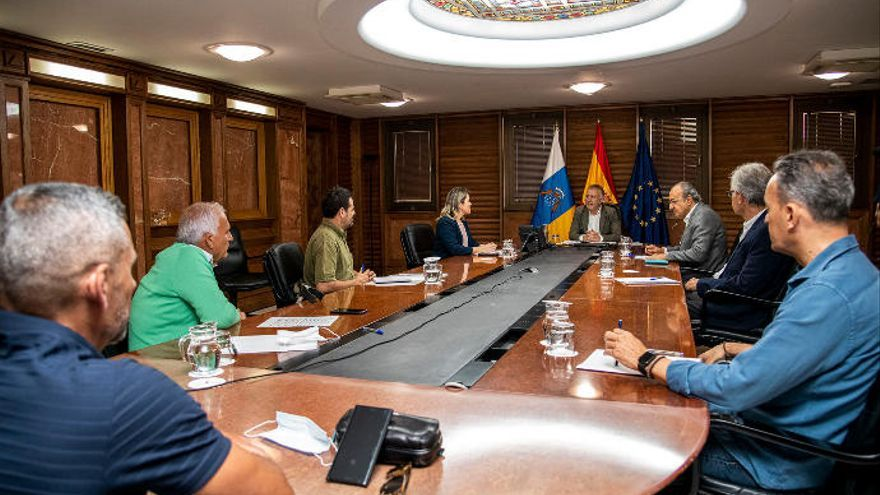 Canarias ofrece apoyo al sector hortofrutícola ante el 'brexit'