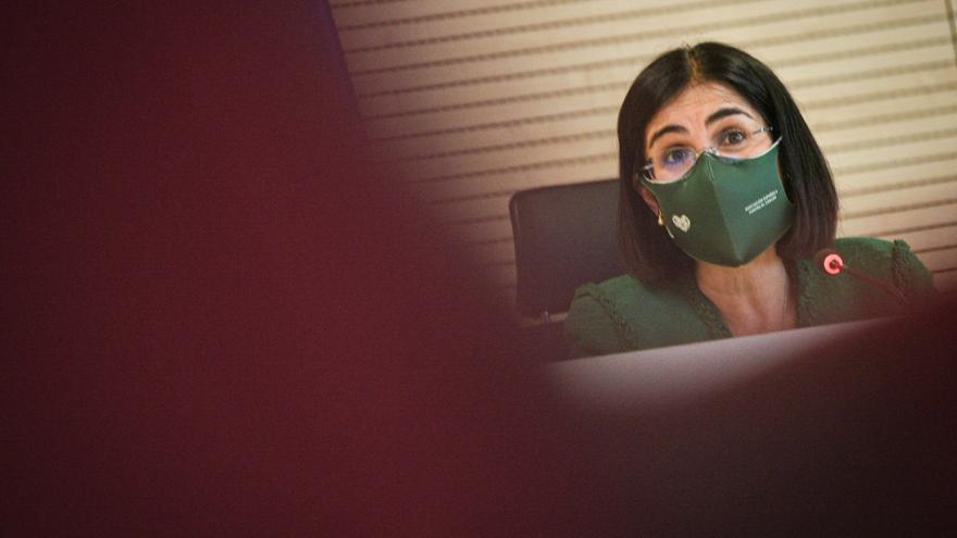 """Carolina Darias insiste en que """"todas las vacunas son seguras y eficaces"""""""