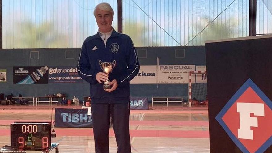 Antonio Del Busto, encabeza el ranking Nacional de su categoría