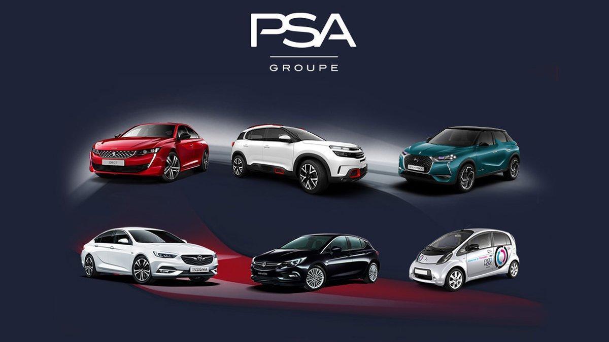 PSA presenta una plataforma para eléctricos con 650 kilómetros de autonomía