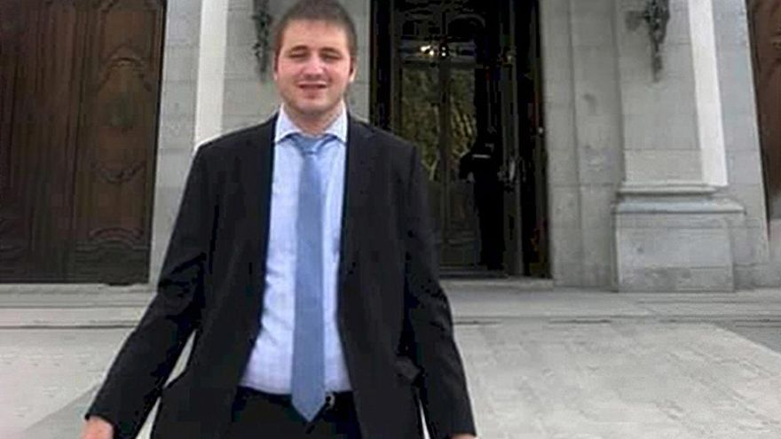 Un joven valenciano, ciego de nacimiento, será el primer juez invidente de la historia de España