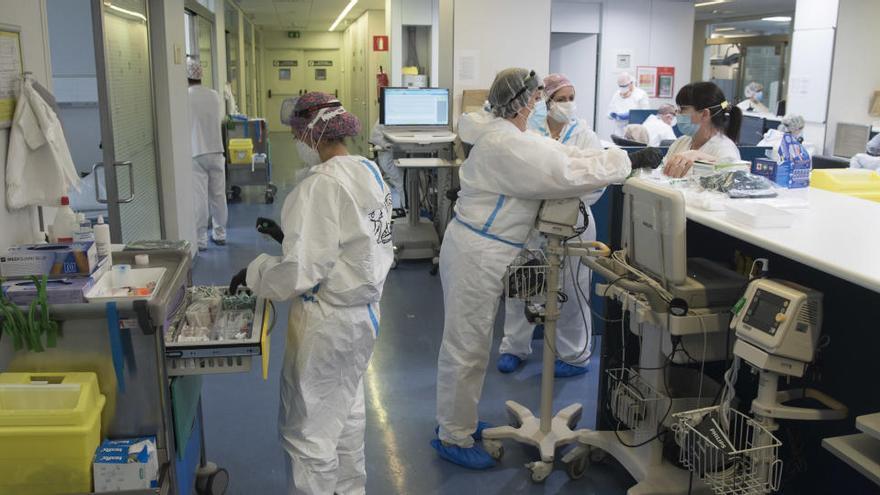 La regió sanitària central detecta 16 nous casos de covid les últimes hores