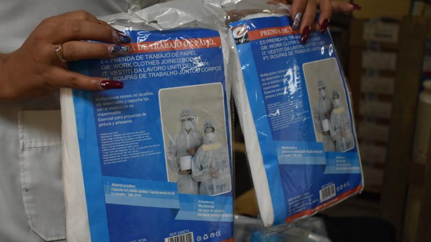 Llegan a Cuba los EPI y medicamentos enviados por una parroquia de Mislata