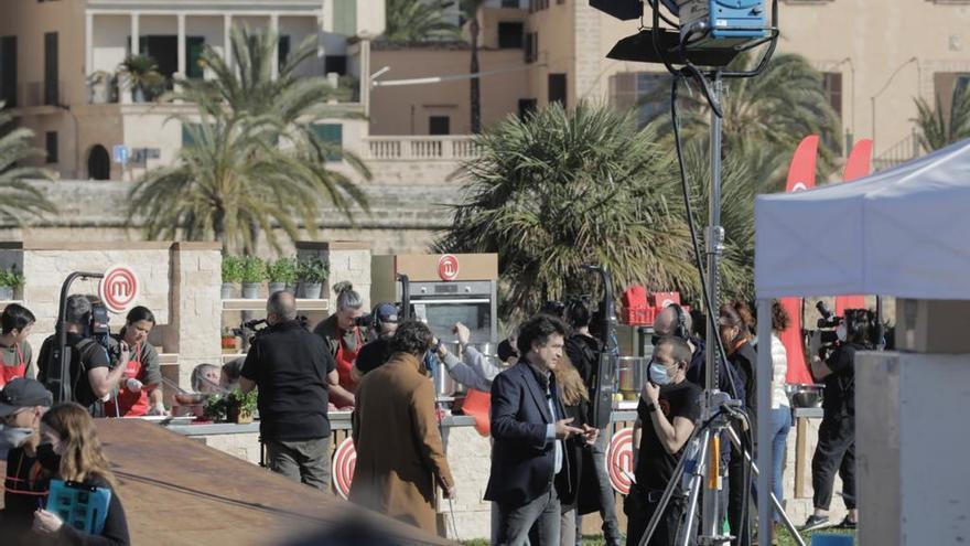 MasterChef graba en Palma el primer programa de su próxima edición