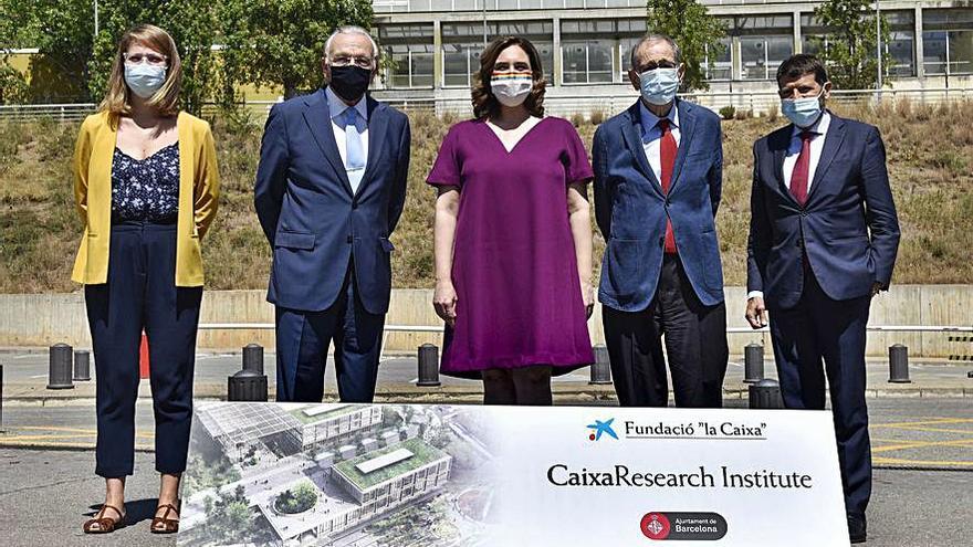 CaixaResearch Institute, un nuevo centro de investigación en salud promovido por 'la CAIXA'