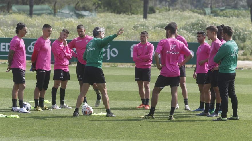 El Córdoba CF trabaja enfocado en el duelo del domingo ante el Tamaraceite