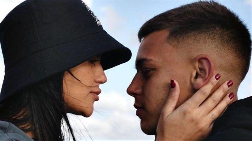 L'emotiu comiat de Lola Ortiz a la seva parella Luis Ojeda, el futbolista format al Las Palmas que va morir als 20 anys