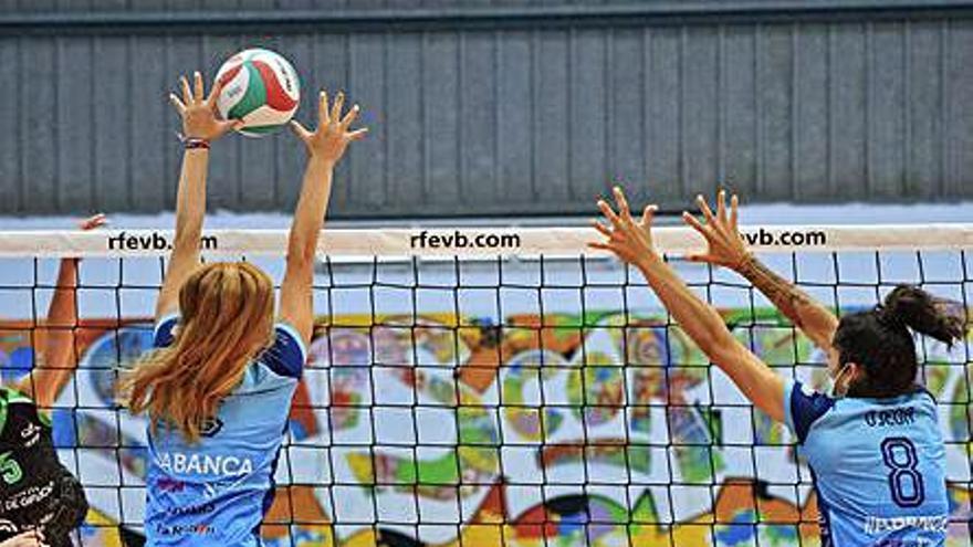 El Aceites Abril finaliza cuarto en la Copa Galicia