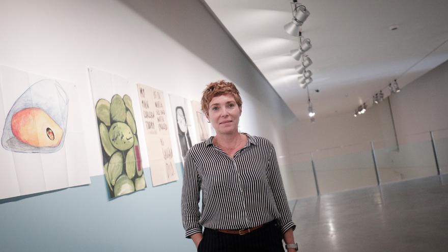 Núria Marqués presenta en Es Baluard la exposición 'Spleen de Teherán'
