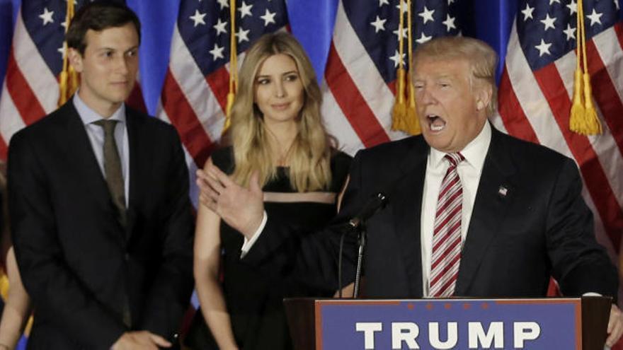 El yerno de Trump también tuvo contactos con el embajador ruso