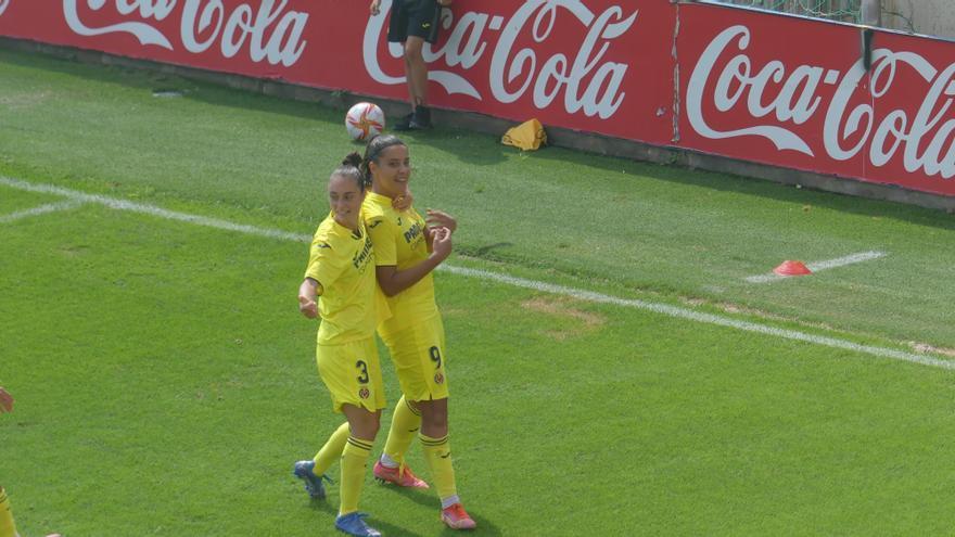 El Villarreal femenino hace historia con su primera victoria en Primera Iberdrola (1-0)