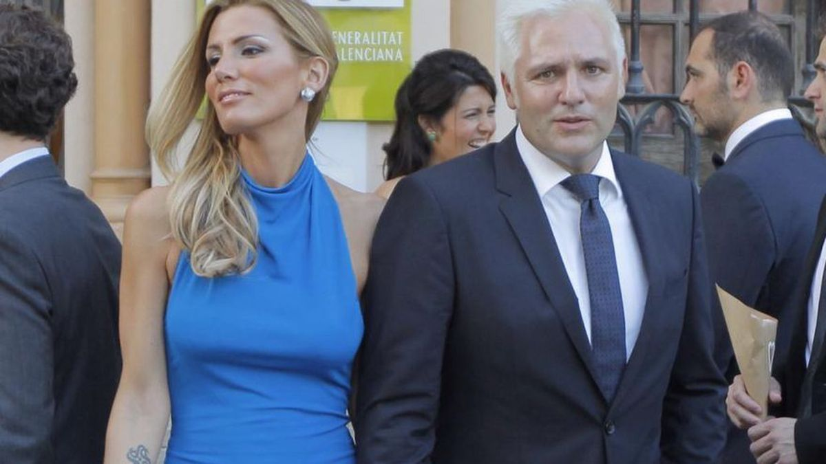 Santi Cañizares y Mayte García se separan