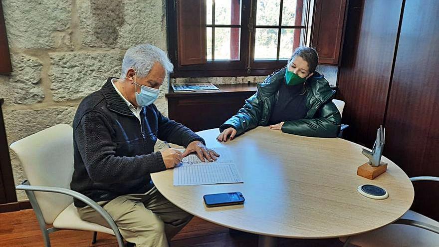 La Casa Rosada y Aula Cemit, nuevos puntos de recogida de firmas en favor de Xabarín Club