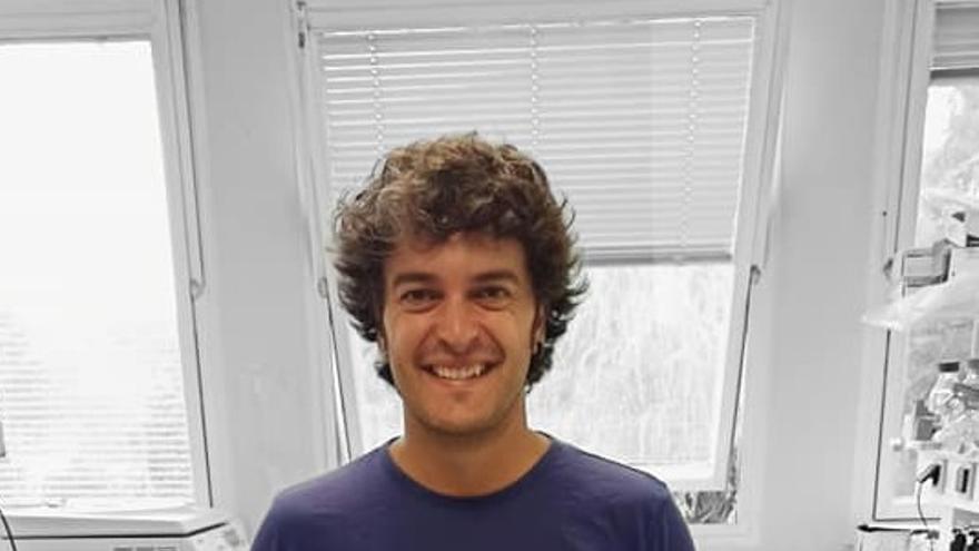 El científico zamorano Alberto Ballestín, Premio Robert Zhong 2021