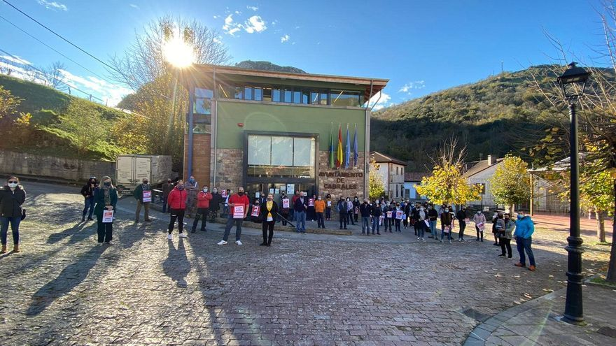 Los empresarios del sector turístico de Cabrales reclaman apoyo municipal