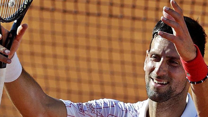 Vetan el torneo de Djokovic en Montenegro