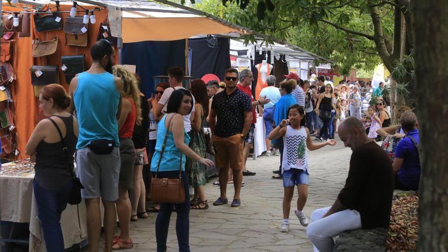 Más de 200 artesanos participan a partir de este sábado en la Feria de Pinolere