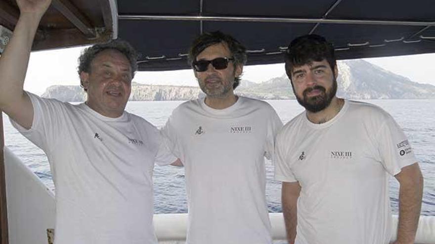 """Juan Ramis y Rafael Sardà: """"Las partículas de plástico en los fondos marinos será uno de los hitos utilizados para datar estas capas geológicas de nueva formación"""""""