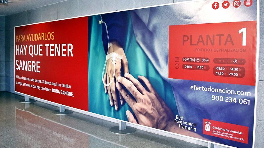 Llamamiento urgente para donar sangre por peligro de paralización hospitalaria