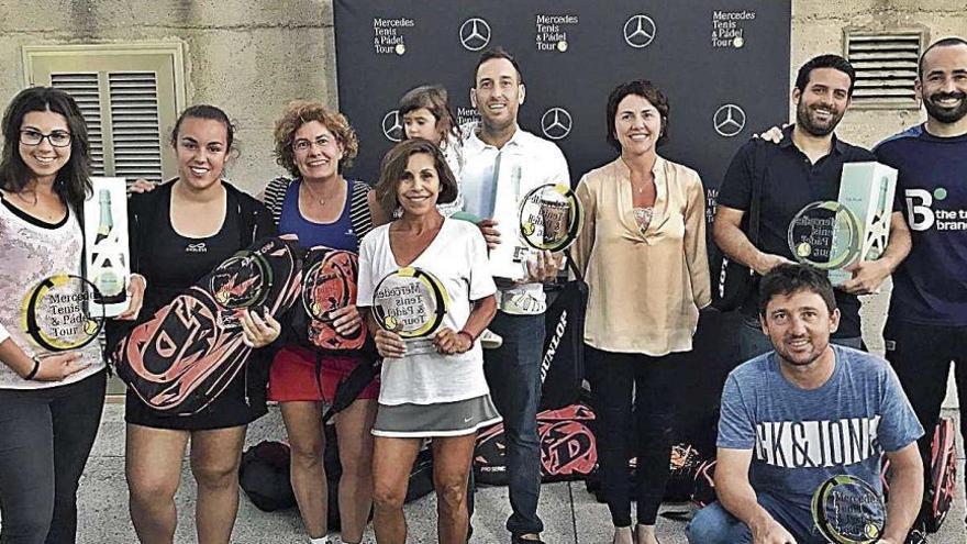 Riutort y Álvarez ganan el Autovidal