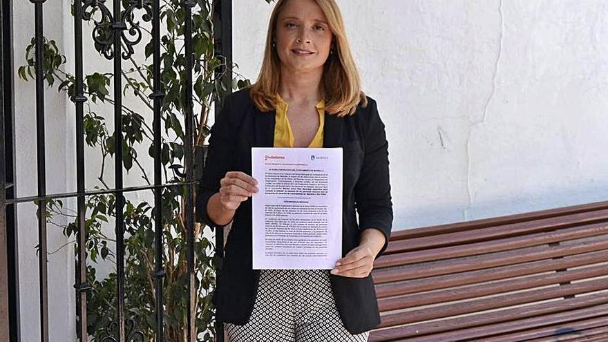 Cs Marbella reclama una tarifa eléctrica que no grave a los hogares vulnerables