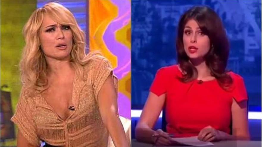 ¿En qué se parecen Patricia Conde y esta presentadora de la BBC?