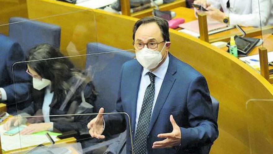 La ayuda estatal al Consell salva el cierre presupuestario el año de la pandemia