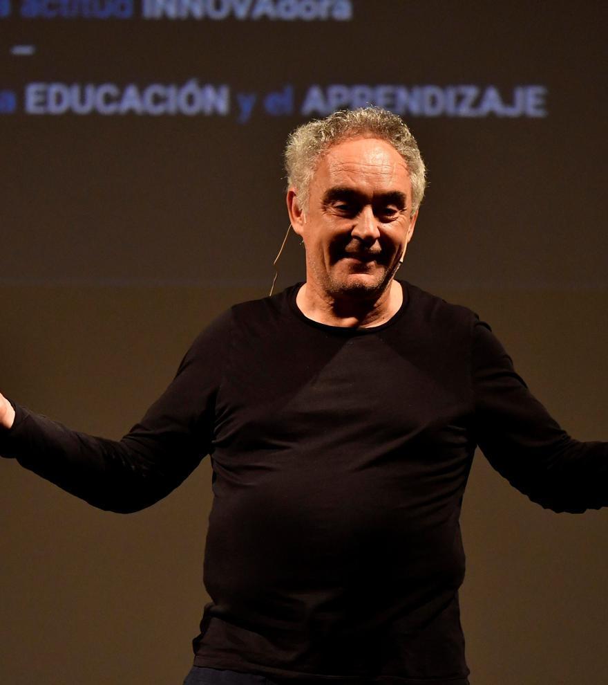 "Ferran Adrià: ""Volvería a cerrar elBulli sin ninguna duda"""