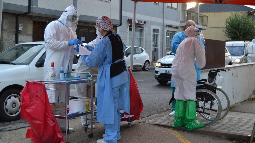 Nuevos brotes COVID en Zamora y Benavente con 13 positivos y dos hospitalizados