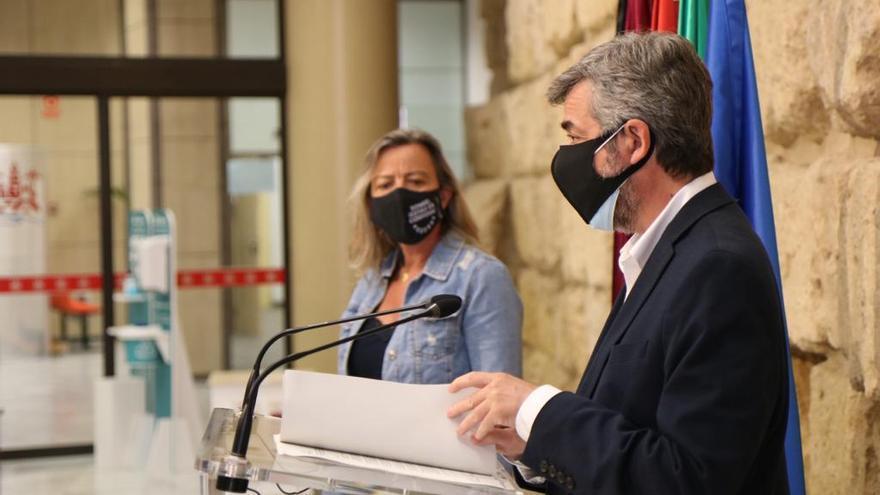 El PP vuelve a reclamar al Gobierno central fondos para que los ayuntamientos afronten los gastos del covid