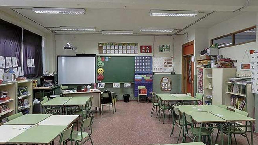 Un profesor más por aula para frenar los efectos del coronavirus