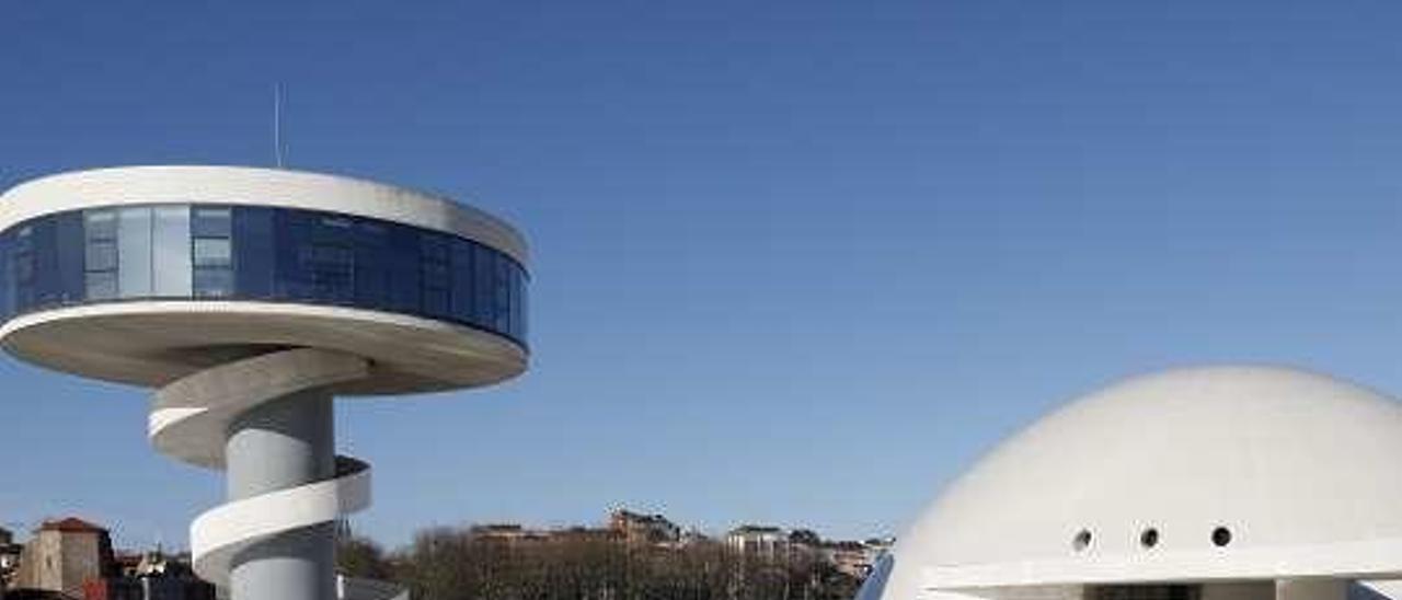 El Centro Niemeyer.