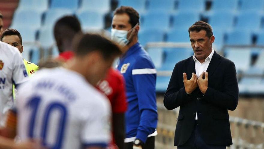 Luis García: «A partir de ahora no haré tantas rotaciones»