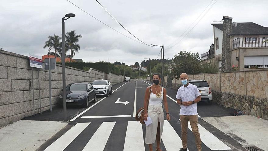 Ravella presenta la nueva calle Pexego