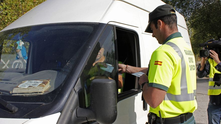 Aumenta un 7% el número de ocupantes que no usa el cinturón de seguridad