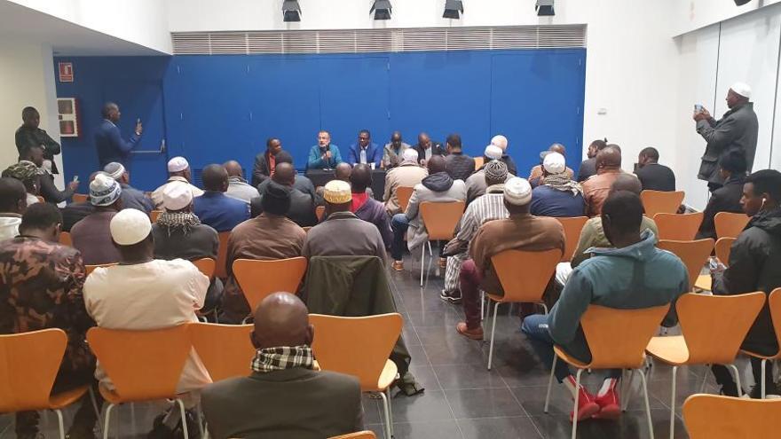 Comunitats senegaleses de tot Catalunya celebren una trobada a Figueres