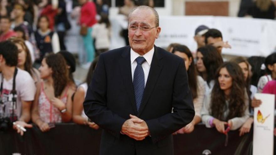 La alfombra roja del Festival de Cine de Málaga