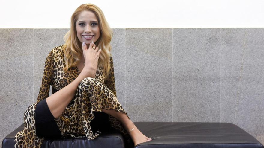 """Adriana Macías: """"En casa no había nada adaptado porque fuera el mundo no se iba a adaptar a mí"""""""